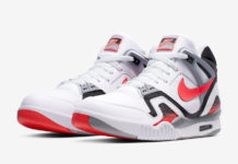 Nike Air Tech Challenge 2 Hot Lava CJ1437-100 Release Date