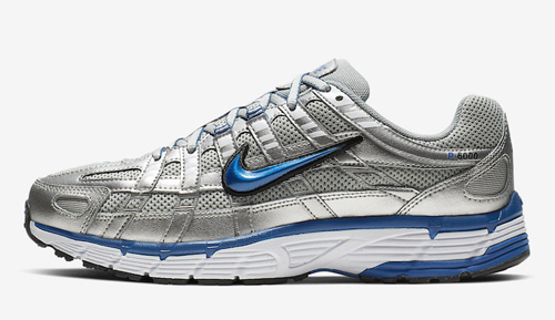 the latest 3cbea 81443 Nike WMNS P-6000. Color  Metallic Silver Laser Blue Style Code  BV1021-001.  Release Date  May 2, 2019. Price   100 — Buy  eBay    Nike