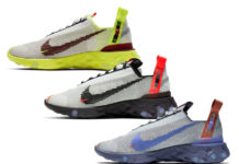 Nike React ISPA CT2692-001 CT2692-400 CT2692-002 Release Date