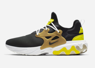 Nike React Presto Brutal Honey Release Date