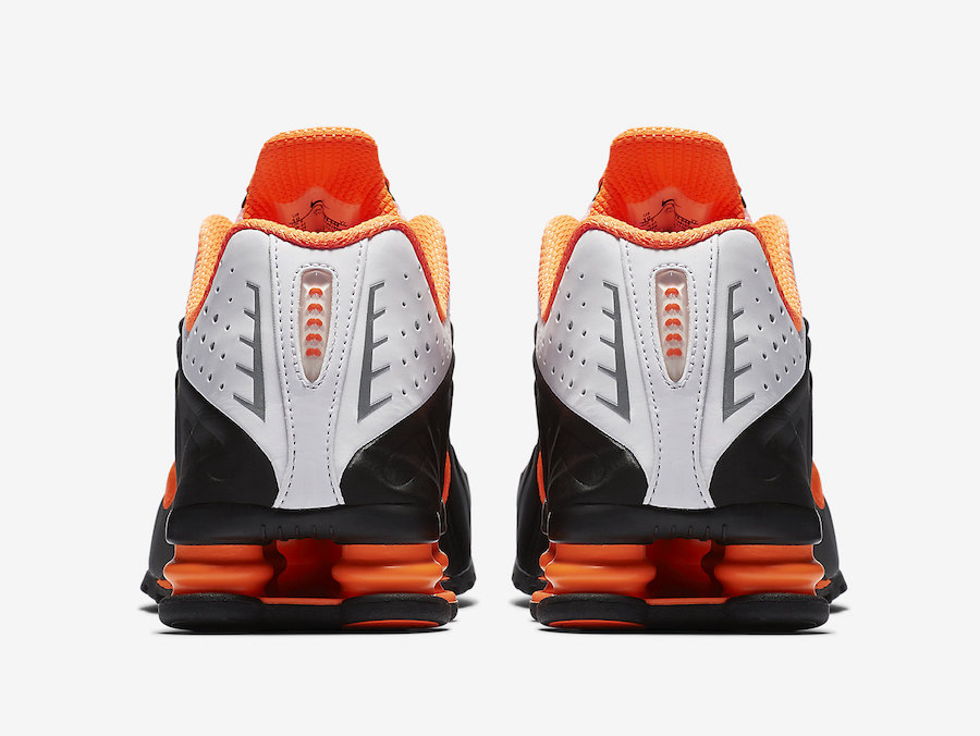 Nike Shox R4 Dutch Orange 104265-046 Release Date