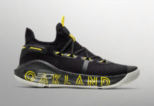 UA Curry 6 Thank You Oakland Release Date