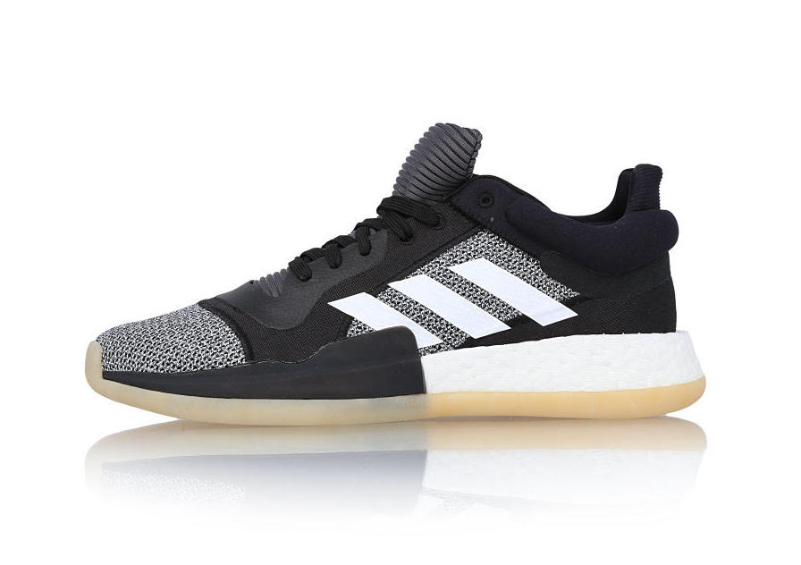 adidas Marquee Boost Low Core Black D96932 Release Date