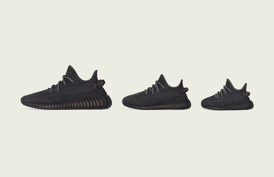 adidas Yeezy Boost 350 V2 FU9006 Release Date Family Sizing