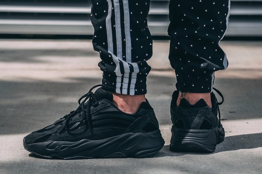adidas Yeezy Boost 700 V2 Vanta On-Foot
