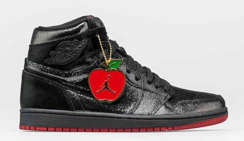 "low cost 4cbc9 b9358 Air Jordan 1 High OG ""SP Gina"" Color  Black Black-White-Varsity Red Style  Code  CD7071-001. Release Date  May 25, 2019. Price   180 — Buy  eBay     Nike"