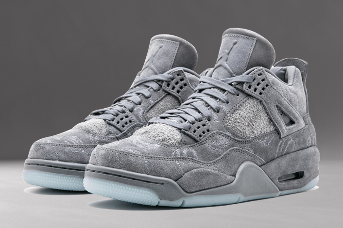 6f8a400a459 Artist Brian Donnely aka KAWS teamed up with Jordan Brand to release a  special edition Air Jordan 4 ...