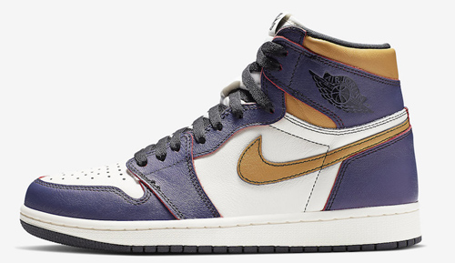 half off 71162 6654f Nike SB x Air Jordan 1 Retro High OG Color  Court Purple Sail-University  Gold-Black Style Code  CD6578-507. Release Date  May 25, 2019. Price   175
