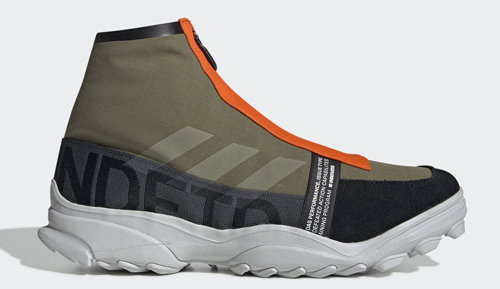 24cd345e365275 Undefeated x adidas GSG9 Color  Olive Cargo Light Grey Heather-Orange Style  Code  G26649 Release Date  May 11