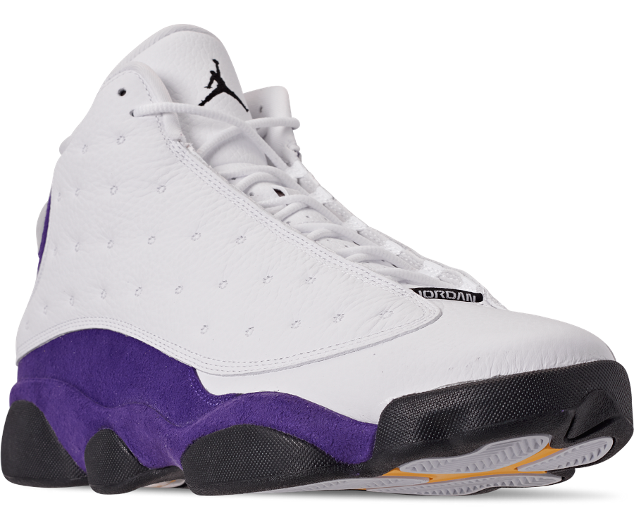 cheap for discount 77627 eead0 Air Jordan 13 Lakers Rivals 414571-105 Release Date - SBD