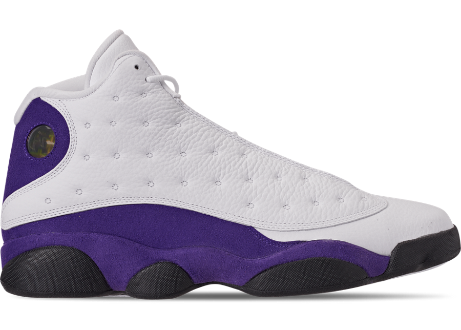 cheap for discount f0c5f 21fd1 Air Jordan 13 Lakers Rivals 414571-105 Release Date - SBD