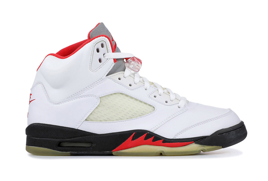 quality design 29a28 87ace Air Jordan 5 Fire Red 3M Silver Tongue 2020 Release Date - SBD