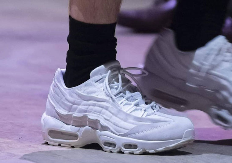 Comme des Garcons Nike Air Max 95 2020 Release Date