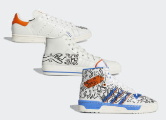Keith Haring adidas Stan Smith Nizza Hi Rivalry Hi Release Date