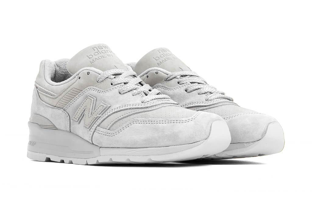 New Balance 997 Grey Suede Release Date