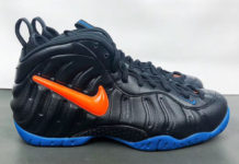 Nike Air Foamposite Pro Knicks 624041-010 2019 Release Date