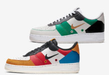 Nike Air Force 1 Low PRM CI0065-101 CI0065-100 Release Date