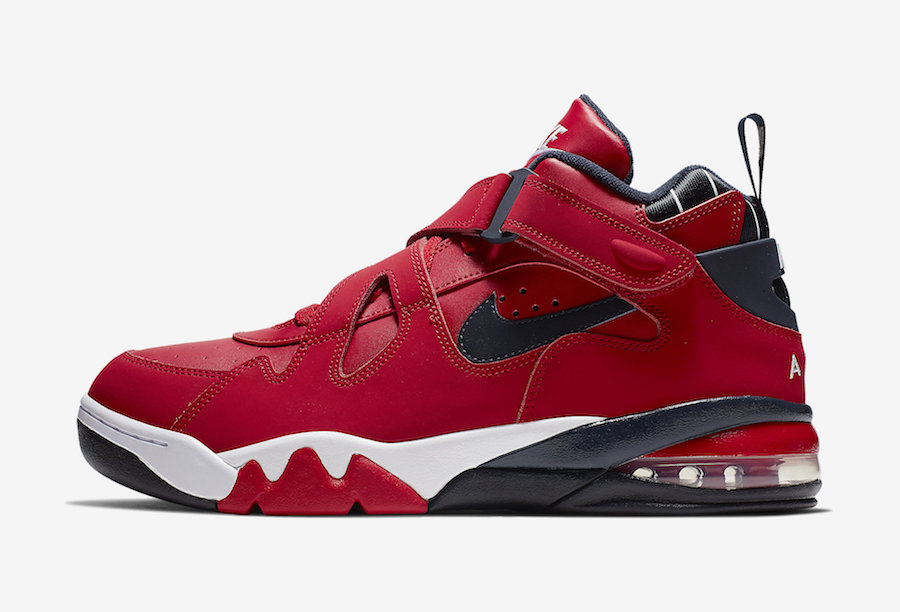 Nike Air Force Max CB Gym Red CJ0144-600 Release Date