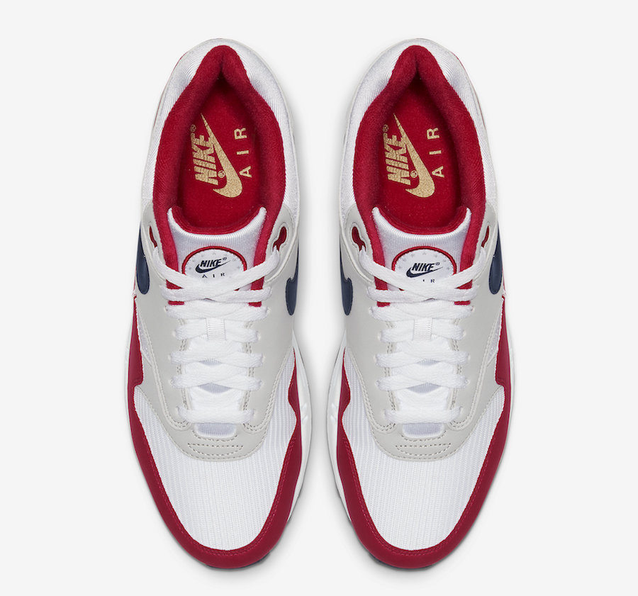 Nike Air Max 1 4th of July CJ4283-100 Release Date