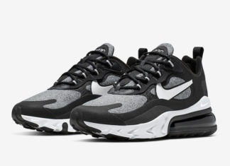 Nike Air Max 270 React Optical Black Off Noir AT6174-001 Release Date