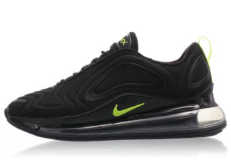 Nike Air Max 720 Black Volt Anthracite CD7626-001 Release Date