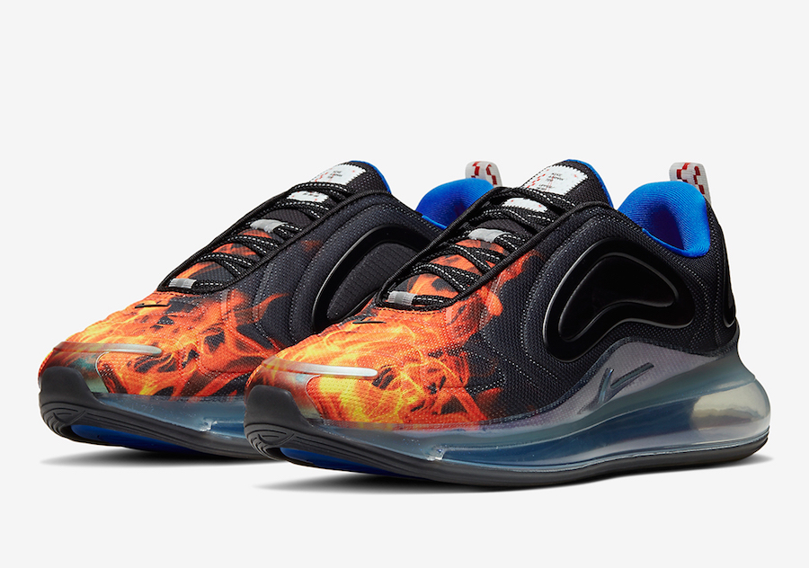 Nike Air Max 720 Space Capsule CJ8013-001 Release Date
