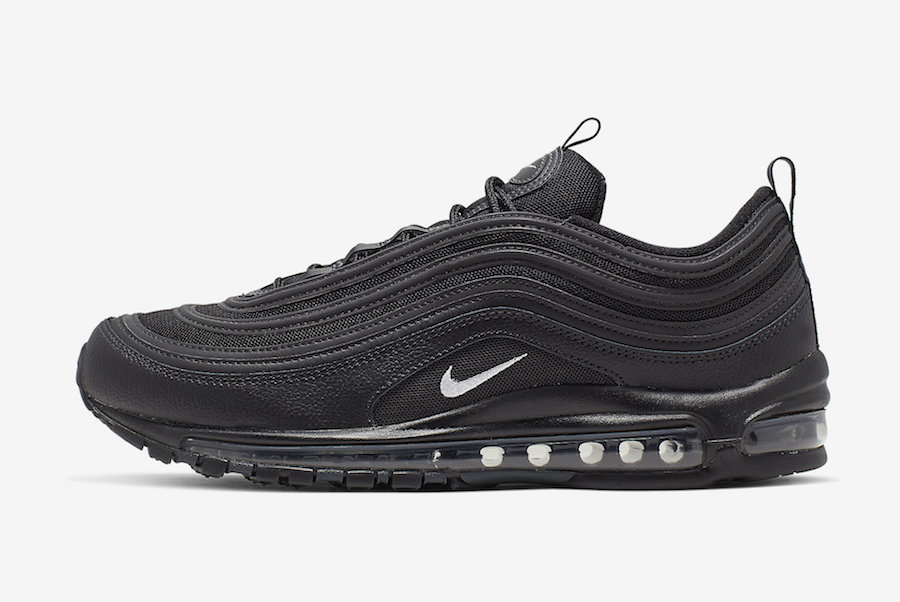 Nike Air Max 97 Black White Anthracite 921826-015 Release Date
