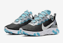 Nike React Element 55 BV1507-001 Release Date