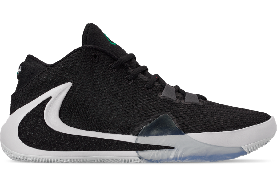 Nike Zoom Freak 1 Black White Lucid Green BQ5422-001 Release Date Pricing
