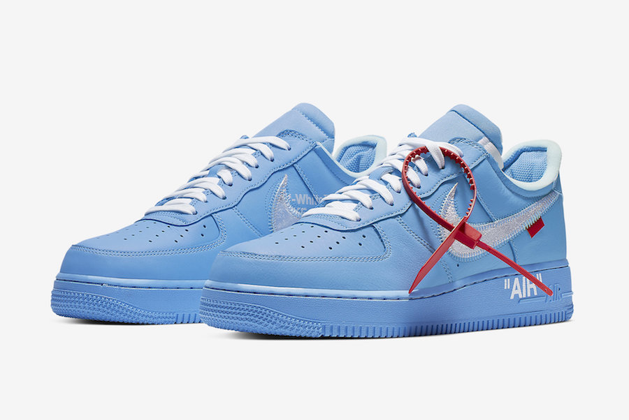 air force nike blu