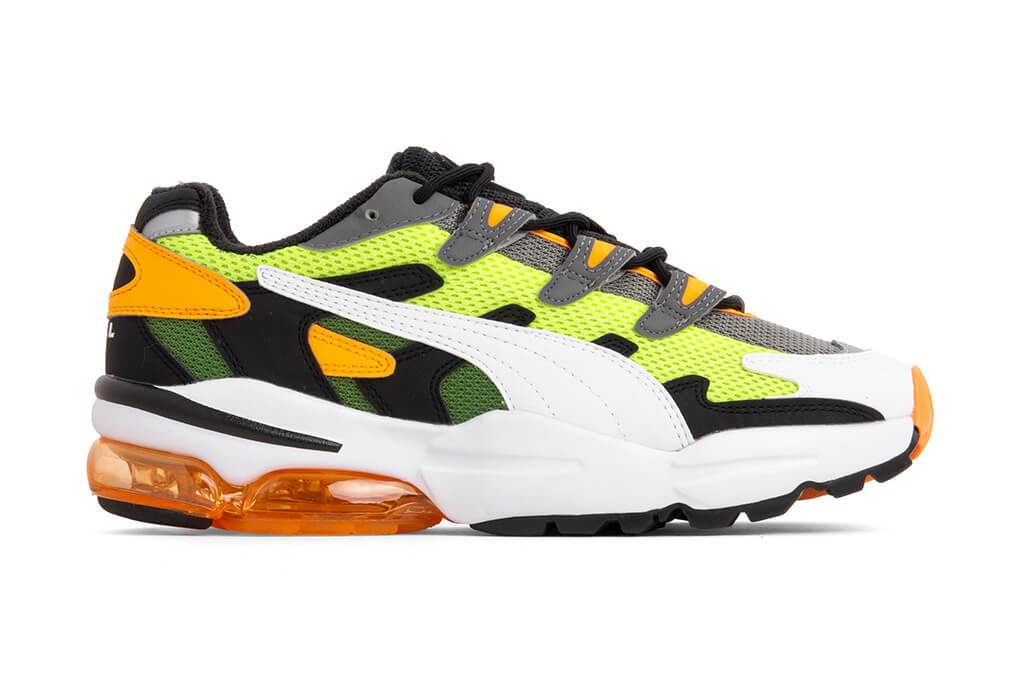 PUMA Cell Alien Yellow Alert Fluorescent Orange Release Date
