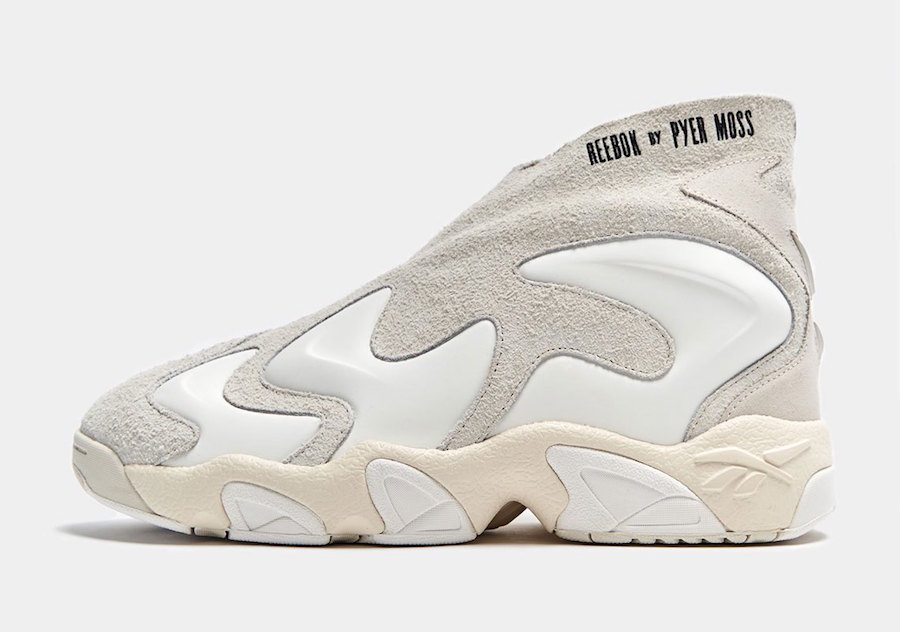 Pyer Moss Reebok Mobius Experiment 3 White Release Date