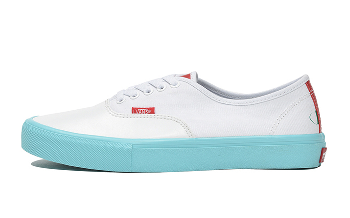 Whimsy x Vans Authentic Release Date