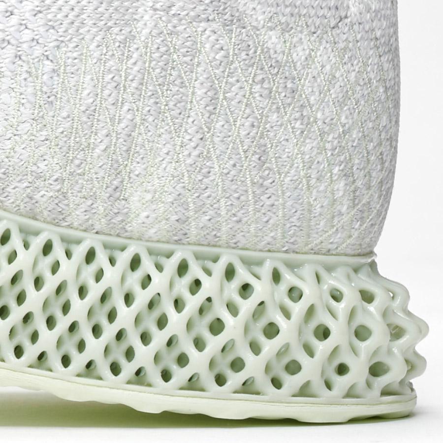 adidas Consortium Runner Mid 4D White EE4116 Release Date