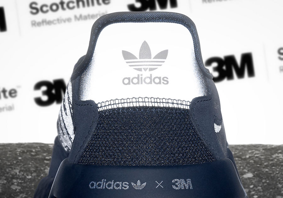 adidas Nite Jogger 3M Project Navy EE5858 Release Date