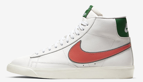 "5d74c8c8 Stranger Things x Nike Air Tailwind 79 ""Hawkins High"" Style Code:  CJ6108-300. Release Date: June 27, 2019. Price: $120 — Buy: StockX"