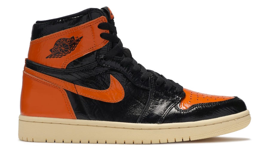Air Jordan 1 Shattered Backboard 3 2019 555088-028 Release Date Pricing