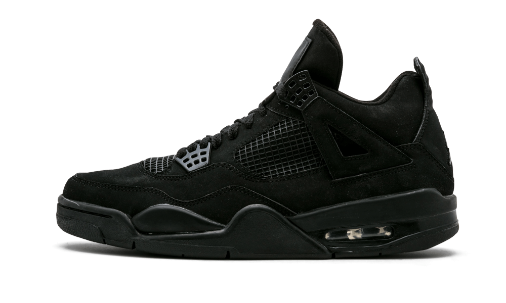 Air Jordan 4 Black Cat CU1110-010 2020 Release Date