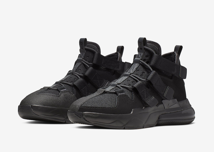 Nike Air Edge 270 Black AQ8764-003 Release Date