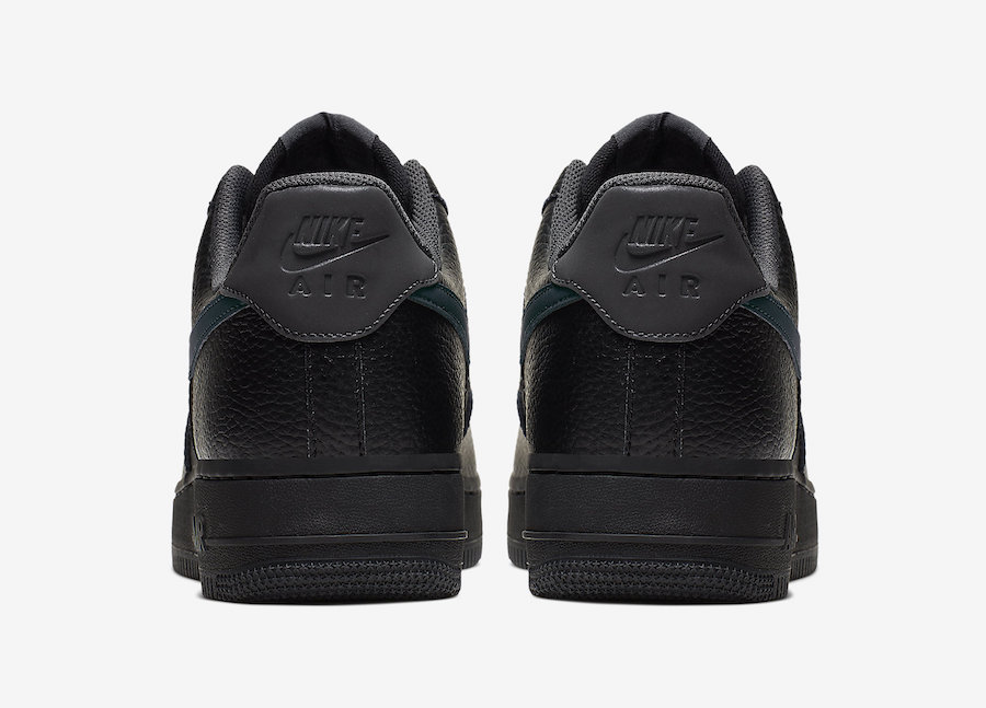 Nike Air Force 1 Low Black Anthracite CI0059-001 Release Date