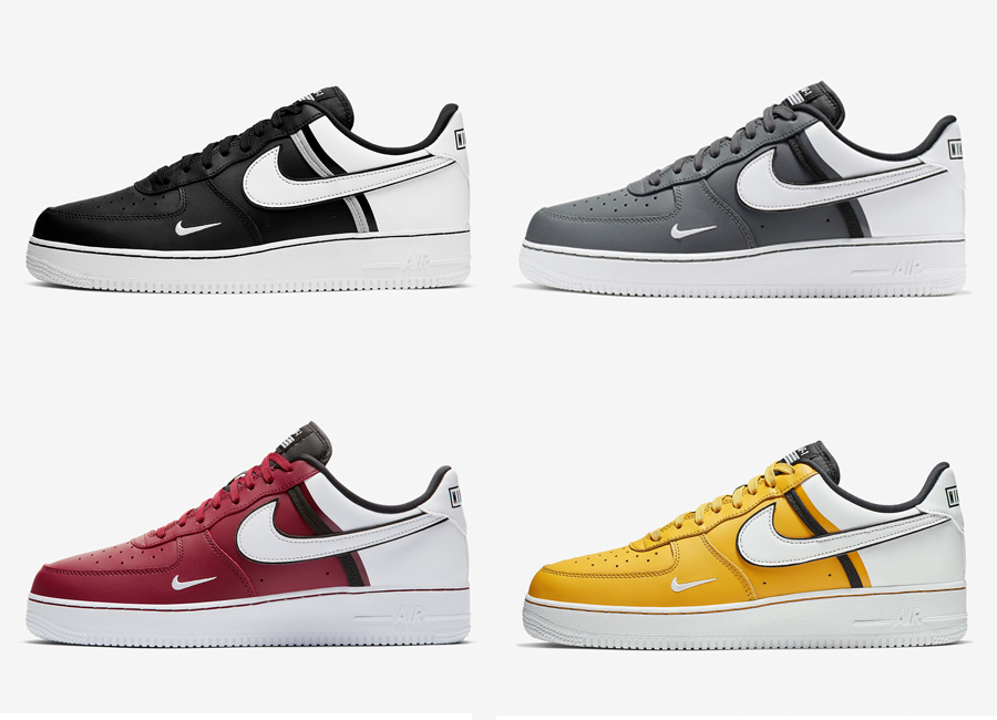 cheap for discount 5785a 261b5 Nike Air Force 1 Low CI0061-001 002 600 700 Release Date - SBD