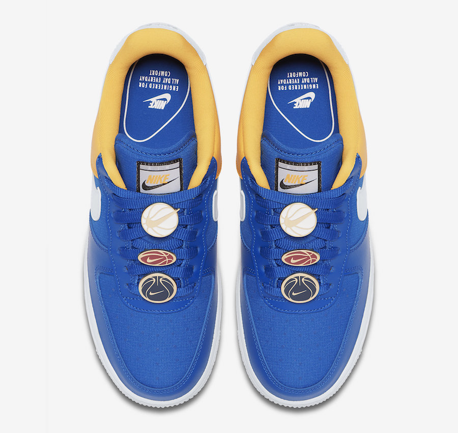 Nike Air Force 1 Low Warriors AA0287-401 Release Date