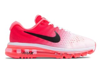 Nike Air Max 2017 White Hot Punch 849560-103 Release Date
