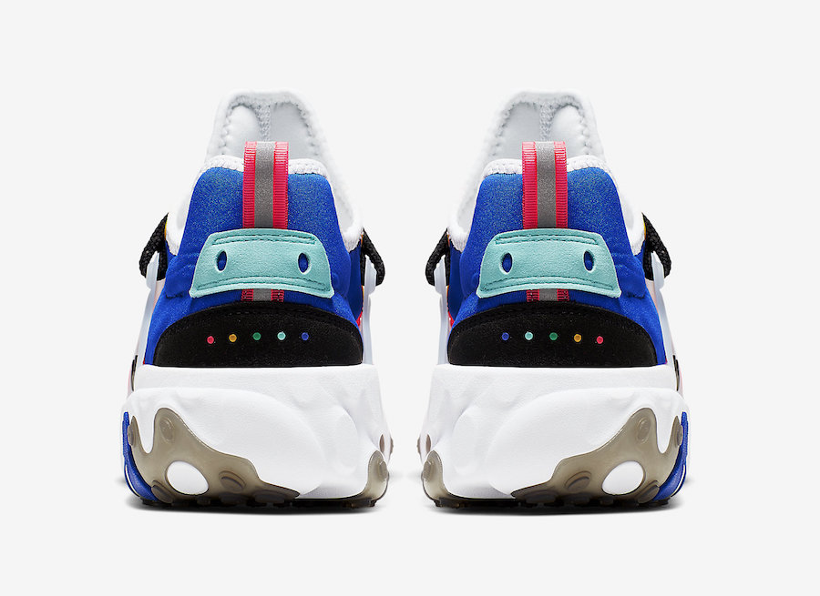 Nike React Presto Track Red Racing Blue CK2956-601 Release Date