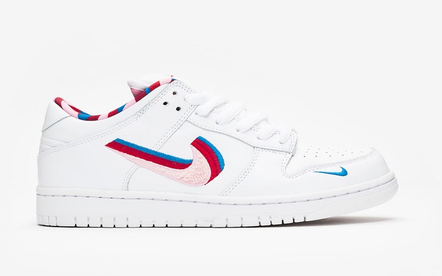 Parra Nike SB Dunk Low CN4504-100 2019 Release Date