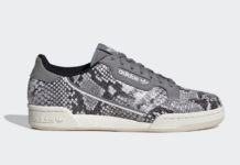 adidas Continental 80 Snakeskin EH0169 Release Date