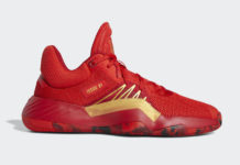 adidas DON Issue 1 Iron Spider EG0490 Release Date