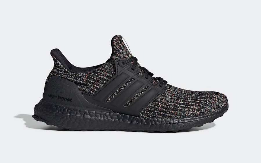 adidas Ultra Boost Releasing With Black Multi Primeknit