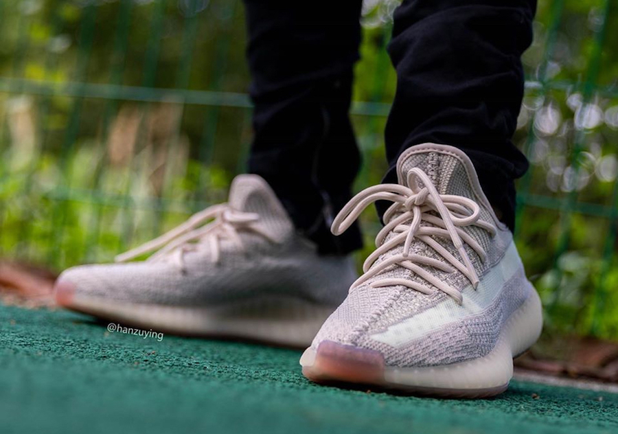 adidas Yeezy Boost 350 V2 Citrin FW3042 2019 Release Date