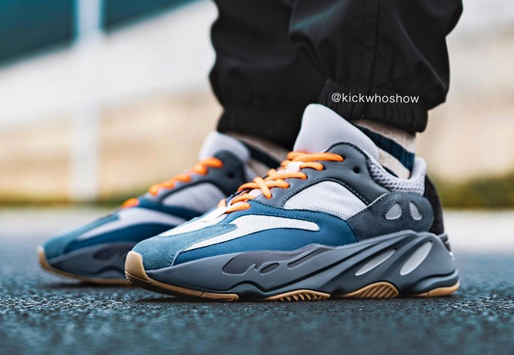 adidas Yeezy Boost 700 Teal Blue 2019 Release Date